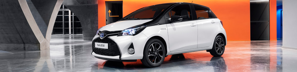 2016 New Design Toyota Yaris