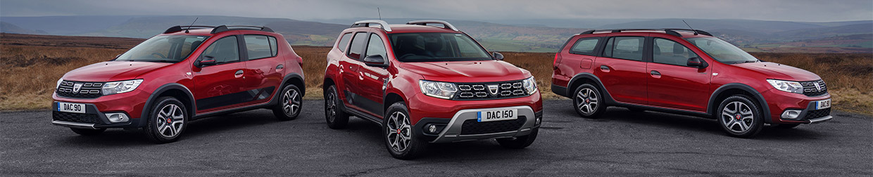 2019 Dacia Techroad Editions
