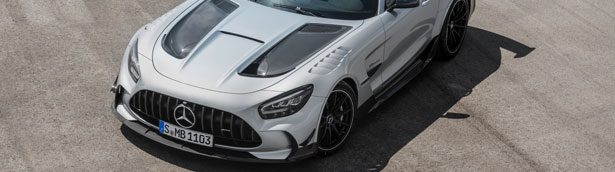 Newest member of the AMG GT family – the gt black series – is now on sale